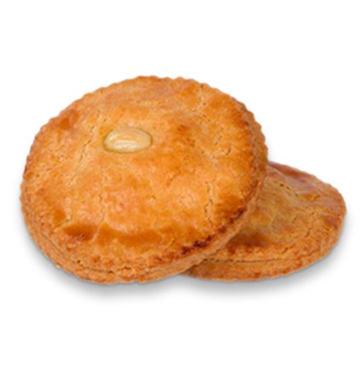 Afbeeldingen van Gevulde koeken glutenvrij (per 2 verpakt)