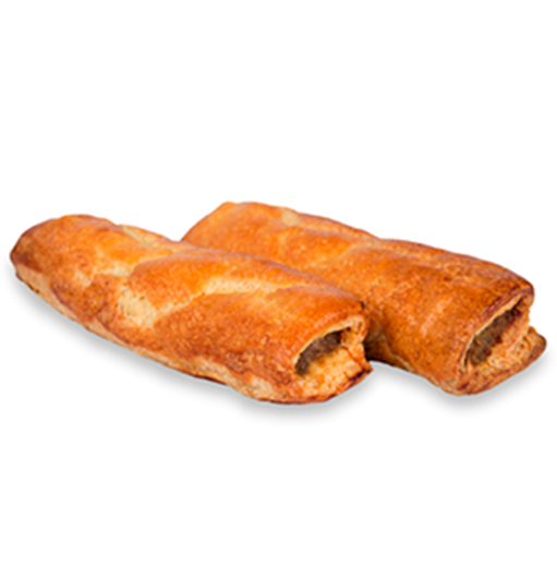 Afbeeldingen van Worstenbrood glutenvrij (per 2 verpakt)