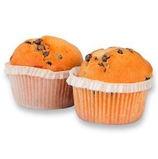 Afbeeldingen van Choco muffins glutenvrij